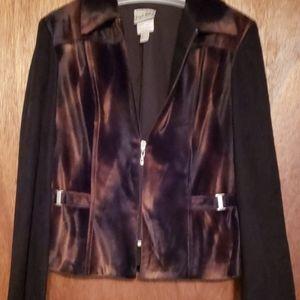 Joseph Ribkoff Zip Up Jacket